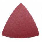 120 Grit Triangular Sanding Sheets - 5 Pack