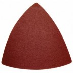 180 Grit Triangular Sanding Sheets - 5 Pack